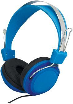 Super bequemer Mode Kopfhörer in 5 trendigen Farben erhältlich! Der unglaublich leichte Fashion Headphone sitzt bequem und lässt sich trotz robuster Bauweise durch weiche Ohrmuscheln und angenehmen Bügel sehr komfortabel, fast unspürbar, lange tragen. Die einseitige 1,5 Meter Lange Kabelführung ist dabei ideal für unterwegs - Egal ob am Smartphone, dem Tablet oder an Laptops - der modische Kopfhörer macht stets eine gute Figur. Für den günstigen Preis klingt er auch noch dazu richtig gut…
