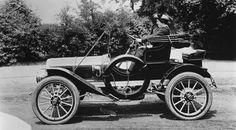1909 Baker Electric open car ~ Baker Motor Car Co. : Cleveland, Ohio
