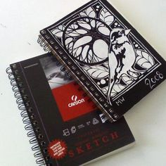 Sketchbook by Michelle Wiebe at mw-artco