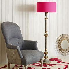 Georgette Floor Lamp - View All Lighting - Lighting - Lighting & Mirrors