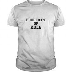 awesome KOLE tshirt, hoodie. Its a KOLE Thing You Wouldnt understand