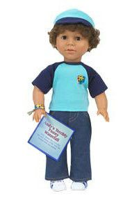 My Sibling & My Pal Dolls — doll for boys My Sibling® Andy