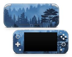 Nintendo Lite, Nintendo Switch Case, Foggy Forest, Nintendo Switch Accessories, Vinyl Scratch, Ocarina Of Times, Girl Sleepover, Just Video, Kawaii Accessories