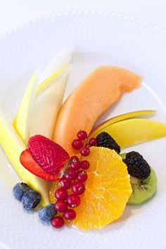 Assiette di frutta