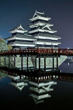 fuckyeahjapanandkorea: Matsumoto castle #3 by nipomen2