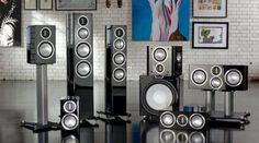 Акустические системы Monitor Audio Gold