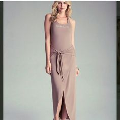 Nwot bebe maxi New no tags bebe maxi . Size XS but also fits a small  Make a reasonable offer. All must go bebe Dresses Maxi