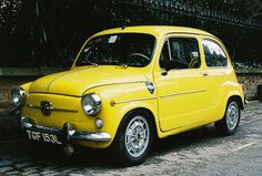 Fiat 600 by Sam Newman