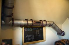 The Steampunk Cat Transit System by Because We Can