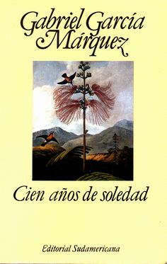 Cien años de Soledad - A hundred years of solitude - Garcia Marquez I Love Books, Great Books, Books To Read, My Books, Book Writer, Book Authors, Hundred Years Of Solitude, Cinema Tv, Einstein