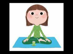 meditation yoga - calme comme une grenouille pour les 5-12ans