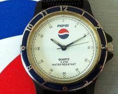 Pepsi Cola Watch