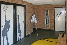 Clubgebouw Tennisvereniging Delden