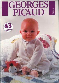 Foto: Knitting Books, Baby Knitting, Baby Girl Patterns, Baby Layette, Crochet Magazine, Book Crafts, Craft Books, Baby Wearing, Knit Patterns