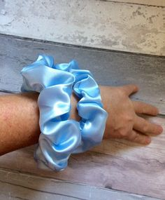 Excited to share the latest addition to my #etsy shop: Handmade Baby blue satin hair scrunchies scrunchie bobble hair tie regular large sizes #blue #christmas #sleepwear #satinscrunchie #loungewear #scrunchy #scrunchies #scrunchie Price Signs, Medium Long Hair, Hair Scrunchies, Blue Christmas, Blue Satin, Handmade Baby, Loungewear, Hair Ties, Baby Blue