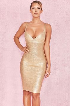 0f657d5cbc  Iman  features a delicate and flattering cross bust