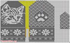Knitted Mittens Pattern, Knit Mittens, Knitting Socks, Knitting Patterns, Crochet Patterns, Norwegian Knitting, Diy Purse, Embroidery Stitches, Cross Stitch Patterns