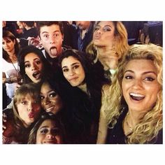 Fifth Harmony, Shawn Mendes, Tori Kelly and Taylor Swift, love this!!!!!