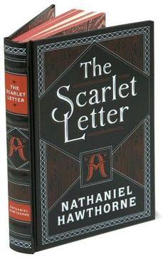 The Scarlet Letter by Nathaniel Hawthorne (Barnes & Noble Leatherbound Classics) - Barnesandnoble.com