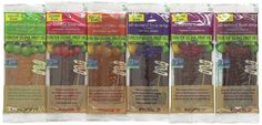 Stretch Island Fruit Leather Variety Pack 45 Count SEALED POUCHES #StretchIslandFruit