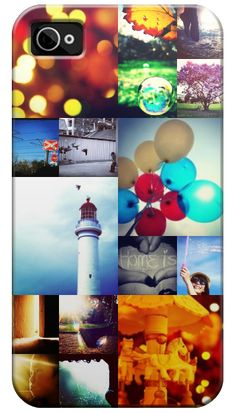 Fun things to make with Instagram photos - now I just need to get better at taking photos with my phone!