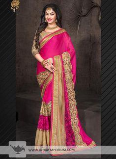 c2f17ff4f4 Online Saree Shopping   Bridal Sarees   Printed & Embroidered Sarees 2018 -  Sarees - Festival Wear Sarees