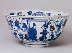 until the late 18th century. pottery was the most important exports