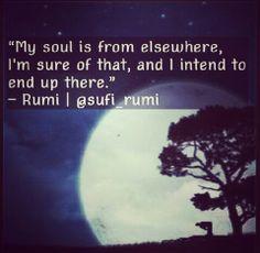 Rumi quote faith