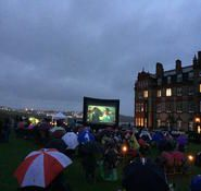 Pop up cinema for hire. Our mobile pop up cinemas can be hired in London and the UK