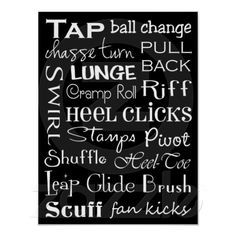 Tap Dance Subway Art Poster by DesignsbyJaime Dance Teacher, Dance Class, Dance Moms, Teach Dance, Love Dance, Dance It Out, Dance Art, Jazz Dance Moves, Hip Hop
