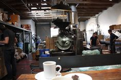 Image result for four barrel coffee