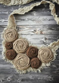 Gallery.ru / Фото #10 - Текстильные украшения 2015. Мои работы. - Shellen