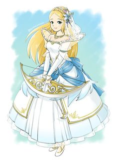 A lovely June bride (not June yet but eh, doesn't matter. Though imo Skyward Zelda would be a better bride to be but hey, any Zelda is gorgeous enough to be a beautiful bride right? The Legend Of Zelda, Legend Of Zelda Memes, Legend Of Zelda Breath, Princesa Zelda, Princesa Peach, Wind Waker, Female Character Design, Character Concept, Et Wallpaper