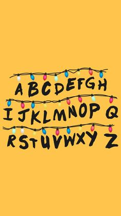 quotes yellow background / quotes yellow _ quotes yellow aesthetic _ quotes yellow background _ quotes yellow color _ quotes yellow flowers _ quotes yellow wallpaper _ quotes yellow background sayings _ quotes yellow text Stranger Things Tumblr, Stranger Things Lights, Stranger Things Quote, Stranger Things Aesthetic, Stranger Things Netflix, Quote Aesthetic, Stranger Things Christmas Lights, Aesthetic Grunge, Stranger Things Alphabet