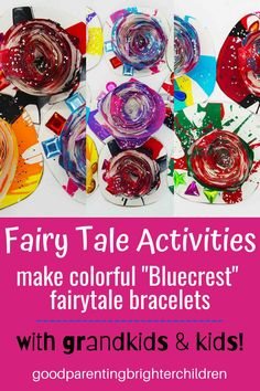Here are 8 absolutely addicting fairy tale activities for grandkids & kids of all ages. Art, books, games, kitchen activities, nature and more—building a love of fairy tales one activity at a time! Each fairy tale activity complements a favorite fairy tale. #fairytales #fairytaleactivities #grandparents #grandchildren #grandparentsactivities #fairytalesforkids #childrensbooks #fairytalestories Fairy Tale Activities, Art Activities For Kids, Grandchildren, Grandkids, Children's Books, Good Books, Grandparents Day Crafts, Fairy Tales For Kids, Classic Fairy Tales
