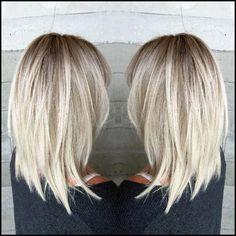 10 stilvolle & süße Lob Haircut Ideen
