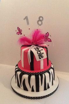 16 Best Birthday Cakes Images 2 Tier Birthday Cakes Beautiful