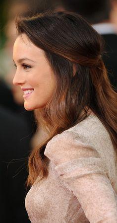 Leighton Meester - Leighton Hair Appreciation Because we want her hair! Leighton Meester Hair, Leighton Marissa Meester, Blair Waldorf Hair, Hair Inspo, Hair Inspiration, Ariana Grande, Good Hair Day, Glamour, Her Hair