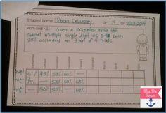 Progress Monitoring IEP Goals- Mrs D's Corner