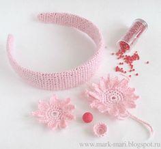 "Mark-Mari: Bezel ""Cranberry"""