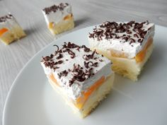Cake Recipes Easy Vanilla - New ideas Easy Vanilla Cake Recipe, Easy Cake Recipes, Tiramisu, Ham, Cheesecake, Florida, Food And Drink, Easy Meals, Sweets