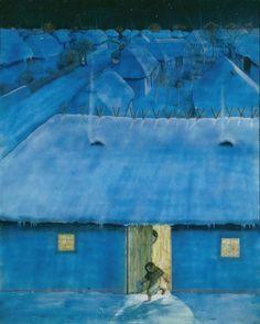 For the love of art — William Kurelek - Canada