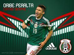 palma2mex: ¡Confirmado!  Oribe Peralta ya tiene alas, lo comp...