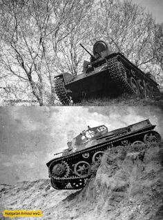 Defence Force, Ww2 Tanks, Hungary, Tao, Diorama, World War, Wwii, Army, Military