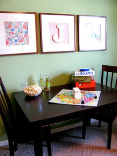 12 Playful Game Rooms Kids Game Room Ideas – Game Rooms for Kids and Family Game Room Design, Family Room Design, Kids Room Design, Small Kitchen Tables, Small Dining, Kitchen Ideas, Game Room Kids, Interior Decorating Tips, Decorating Ideas