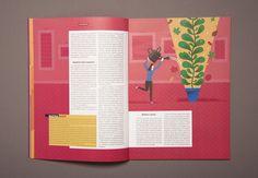 Illustrations vol. 5 on Behance