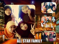 all star family