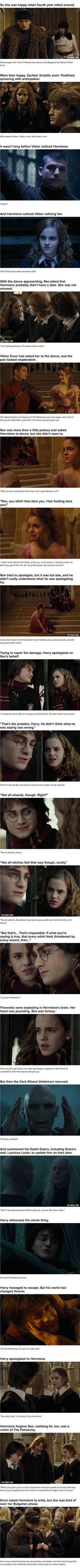 "If Hermione Were The Main Character In ""Harry Potter"" (Part 3 Of 5)"