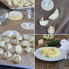 Get this tested recipe for fresh cheese filled gluten free tortellini pasta made from scratch—easy as can be. Have fresh pasta again! Pasta Sin Gluten, Pizza Sans Gluten, Sans Gluten Sans Lactose, Sem Lactose, Gluten Free Pasta, Gluten Free Dinner, Gluten Free Cooking, Dairy Free Recipes, Vegan Gluten Free