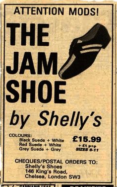 Two Tone Brogues, Mod Shoes, Mod Look, Paul Weller, Mod Scooter, White P, Mod Fashion, Punk Rock, Men's Footwear